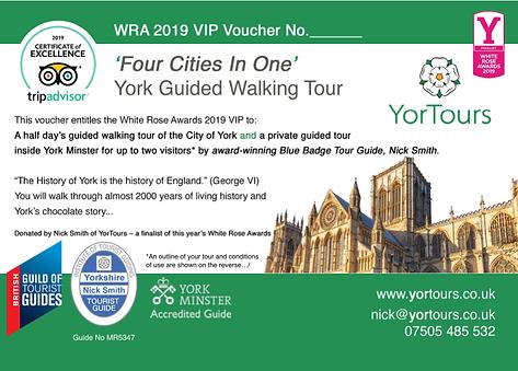 WRA VIP walking voucher YorTours Q2 link