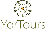 YorTours, logo, Yorkshire Tour Guide
