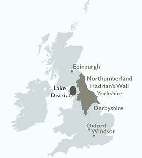 Extended tours map 2021 Derbyshire.png