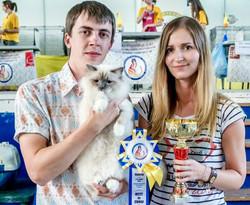 Бобик лучший кот 2 категории!