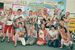 Украинская команда в Кишинёве