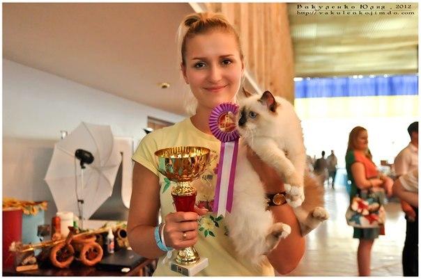 Мы с Басей, 5,5 мес., Донецк