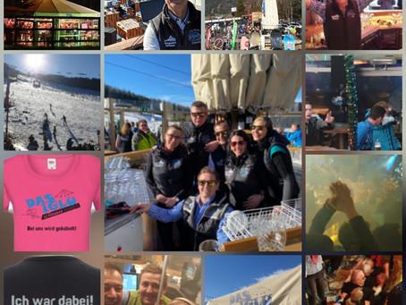Après-Ski am Stuchleck im Iglu
