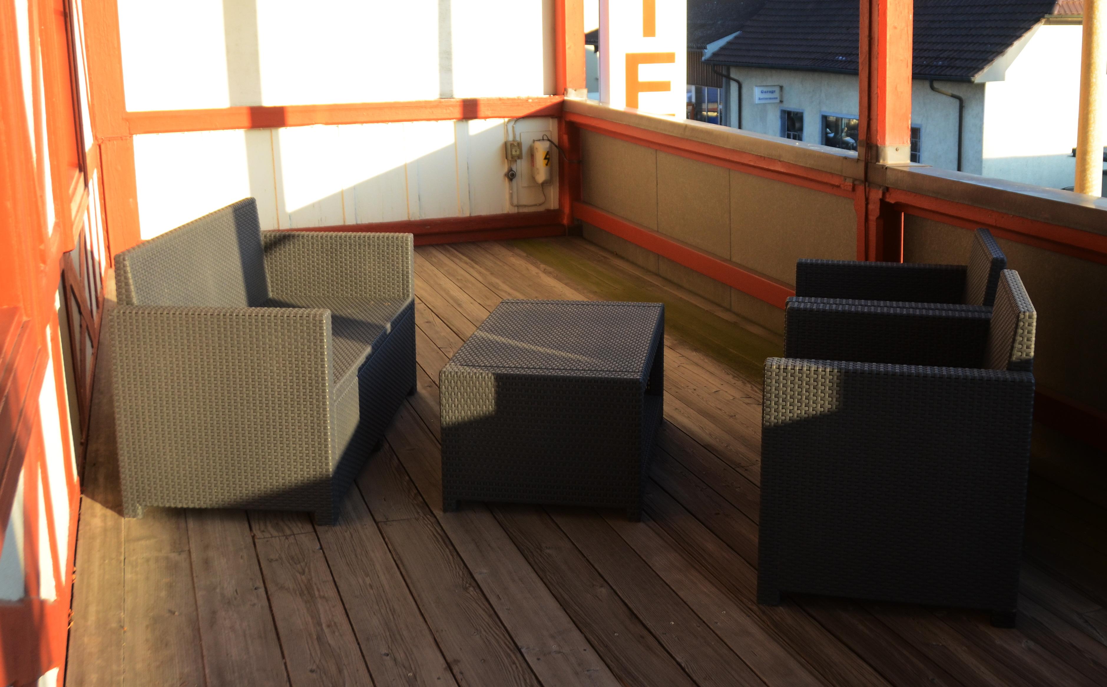 Lounge Hotel Bahnhof Schüpfen