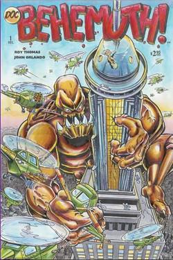 Doc Behemoth cover.