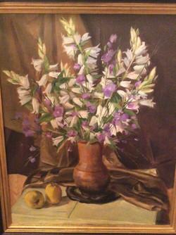 """В.Жемерикин """"Цветы"""" 2000г."""