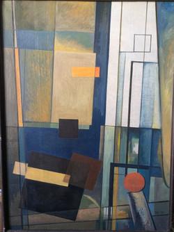 И.Еськов.Черный квадрат. 1990г.