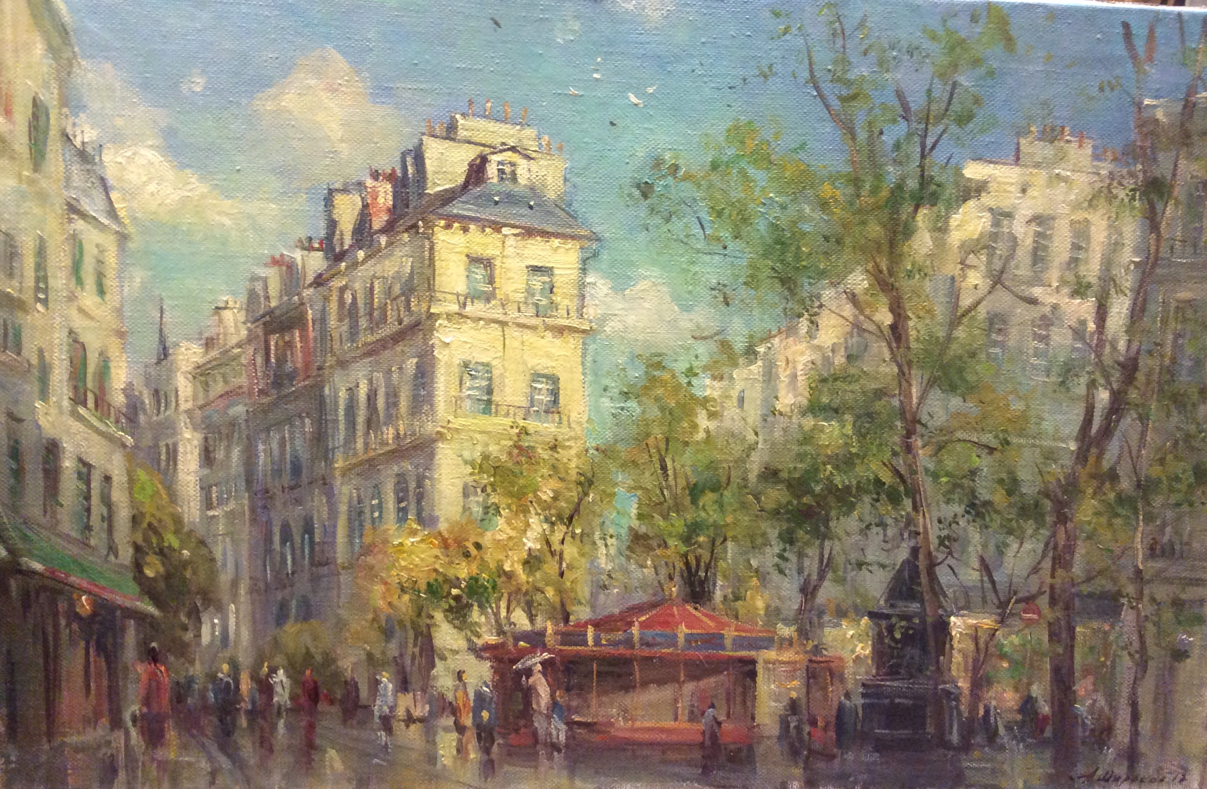 А.Широков Париж. 2017г.