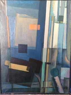 И.Еськов. Черный квадрат.1969г