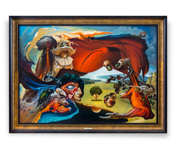"А.Фадеев ""Сотворение мира""/ A.Fadeev ""Creation of the world"" 1995-2019"