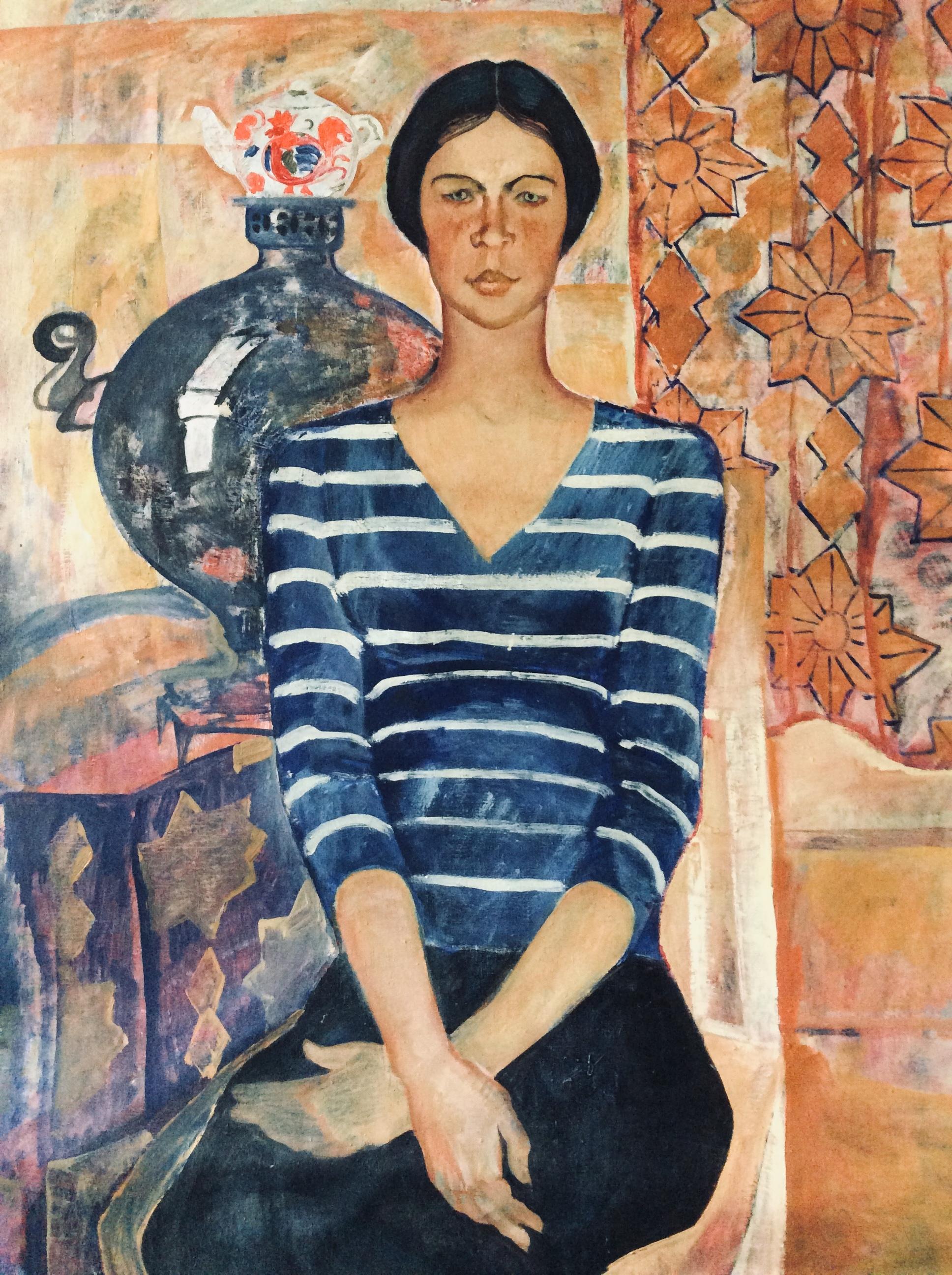 И.Широкова. Женский портрет.