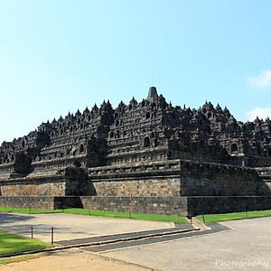 Borobudur / Prambanan / Bali, Indonesia