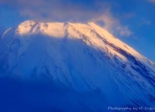 今年初めての富士山撮影@山梨(2017年2月11~12日)
