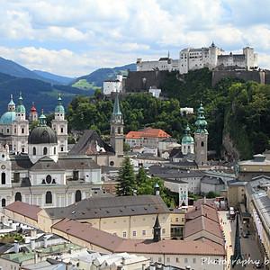 Salzbulg & Hallstat, Austria