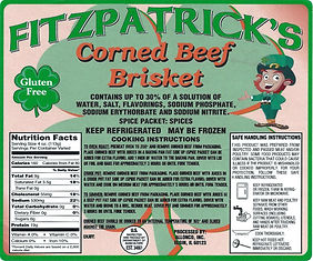 Fitzpatrick's Brand
