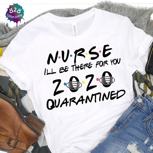Nurse Quarantined