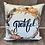 Thumbnail: Grateful Orange Pillow