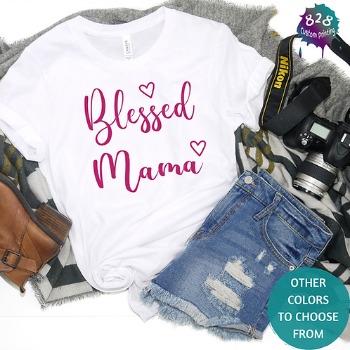 Blessed Mama Heart