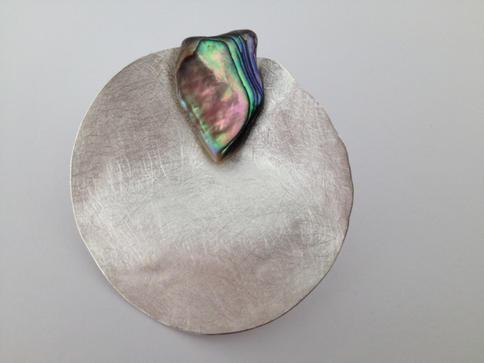 Abalone Brooch