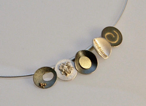 Elements Necklet, 2010