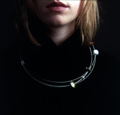 Orbits Neckpiece, 2000