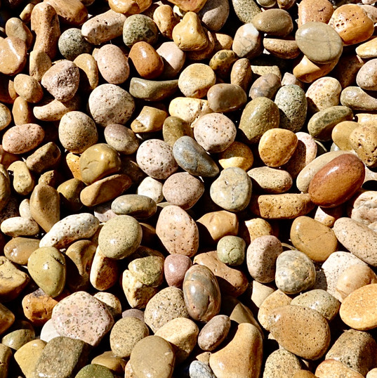 Buff Mexican Pebbles