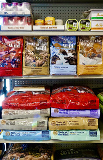 Taste of the Wild Dog/Cat Food
