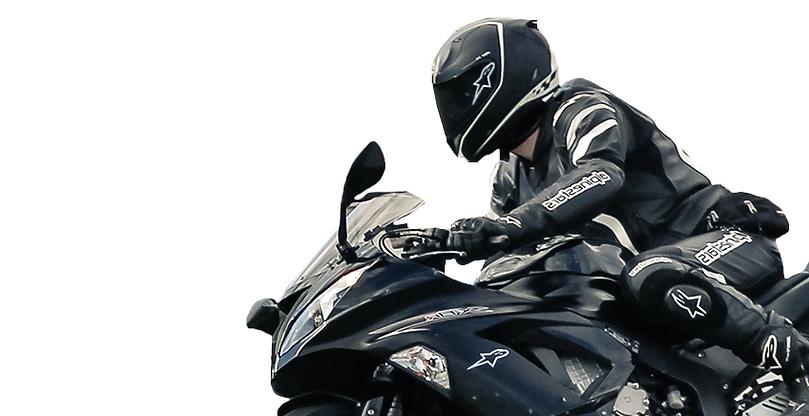 Motorradbekleidung Reparaturen und Änderungen