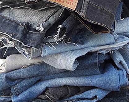 Jeans Raparturen.