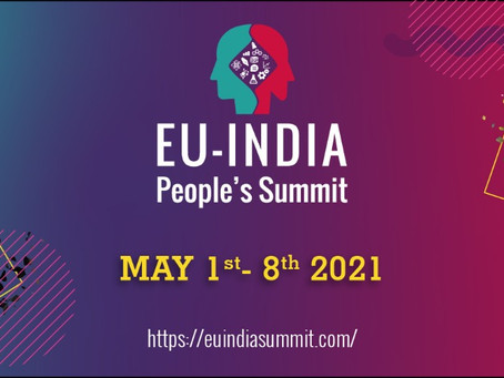 InSAF India to participate in EU India People's Summit