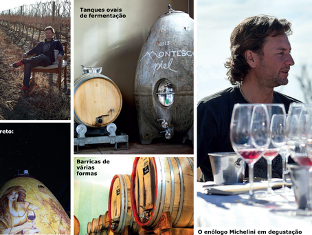 Passionate Wine - eterno retorno 2016