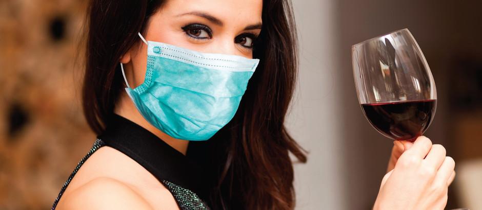 Vinho na pandemia