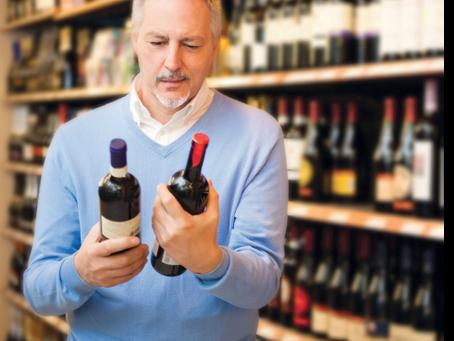 O vinho e a próstata