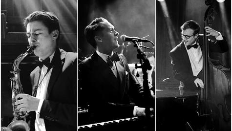The Sam Jewison Trio: Live at Boisdale of Belgravia