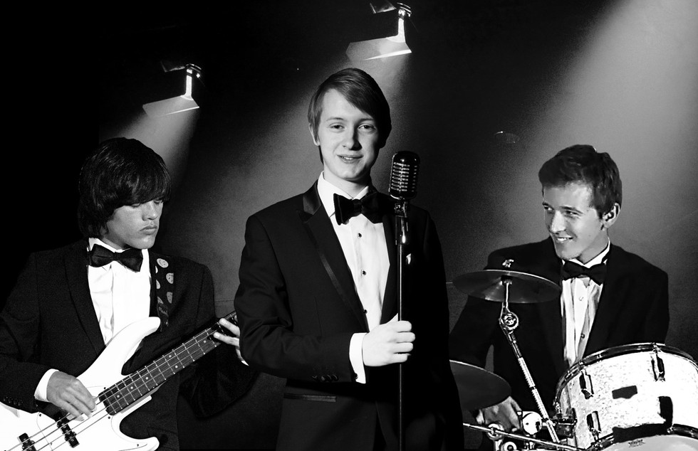 The Sam Jewison Trio Return