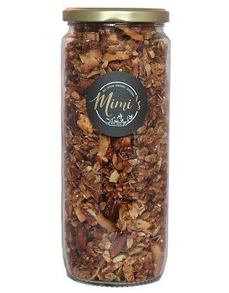 Everyday Crunchy Nutty Granola  - Glas 500g
