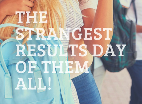 The Strangest Results Day of them all!