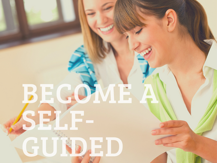 Become a self-guided study superstar