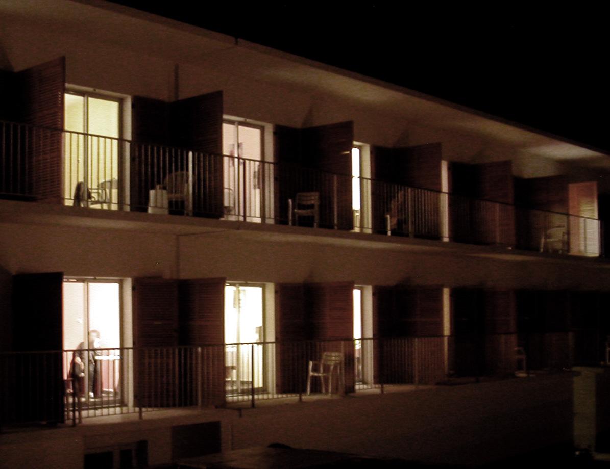 Fenêtre de nuit
