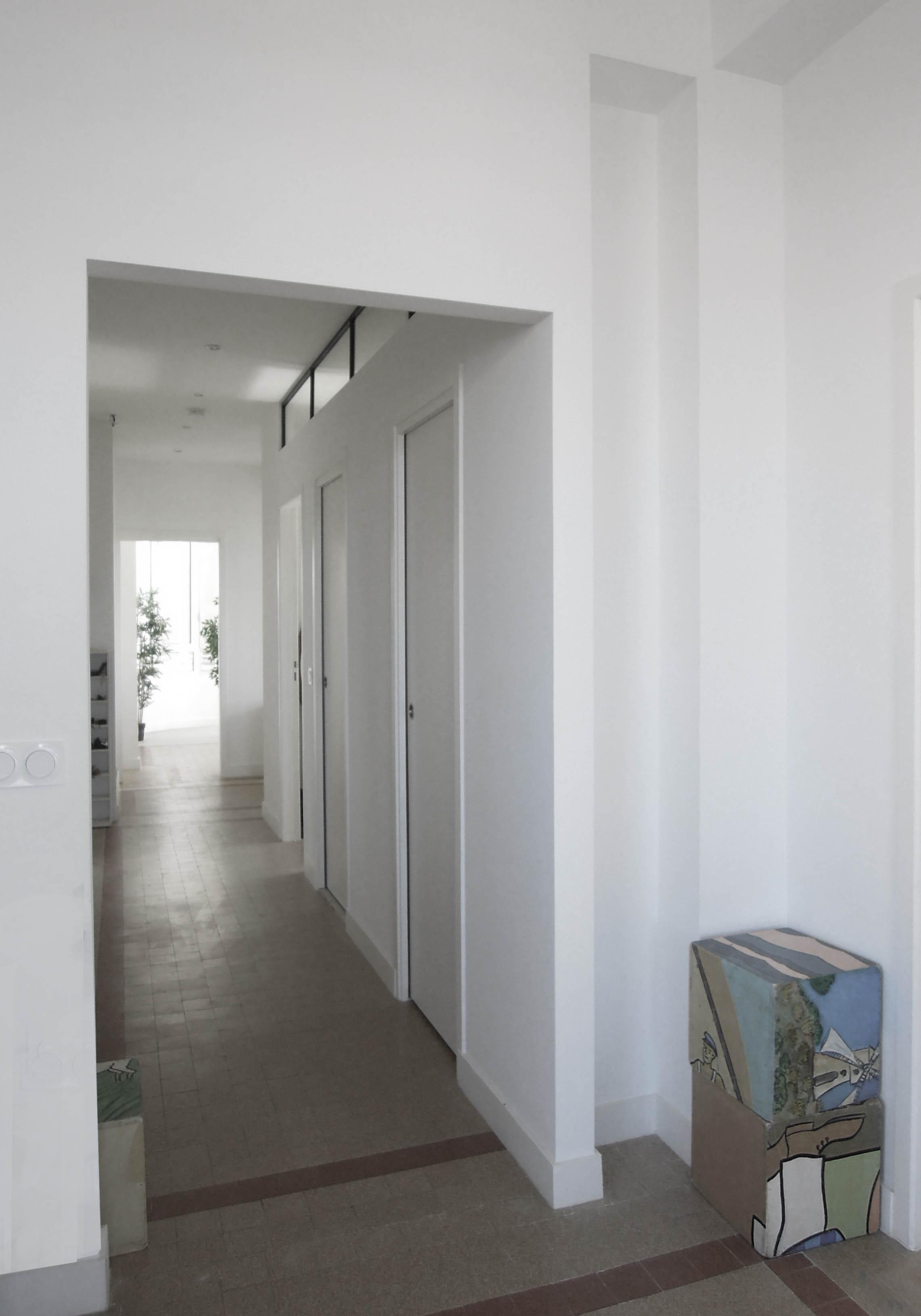 couloir +