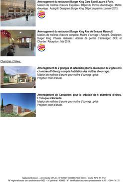 Commerce et restaurant 2