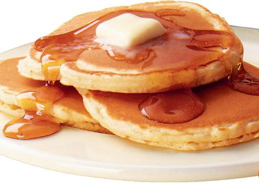 Hostyn Catholic Youth to Host Pancake Supper