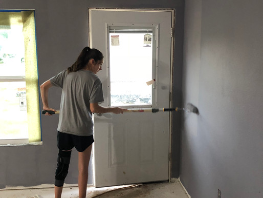 FCHfH Continues Harvey Builds