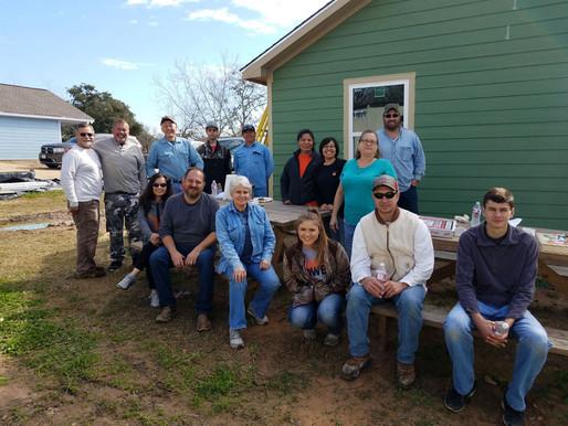 Habitat Paint Day a Huge Success!