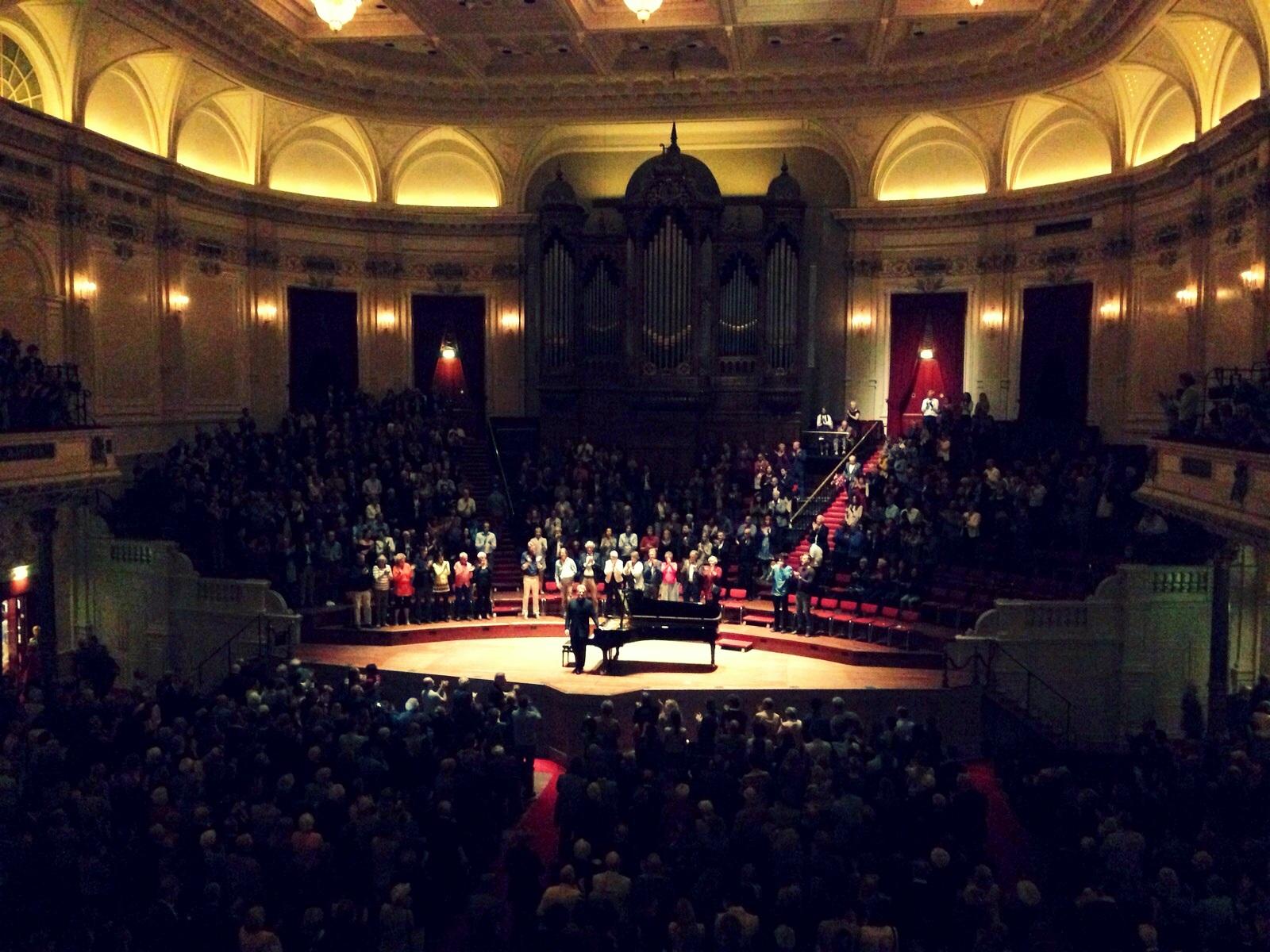 Concertgebouw, Amsterdam