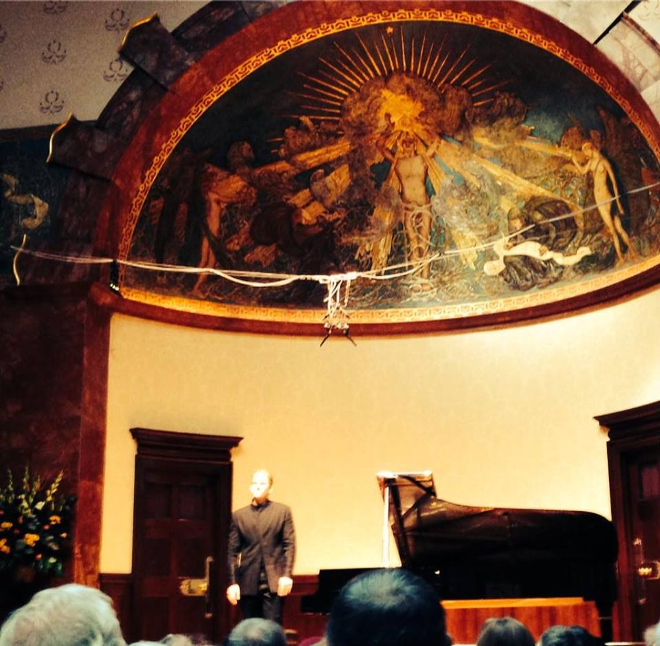Wigmore Hall, London