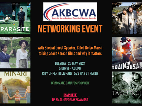 AKBCWA Networking Event - May 2021