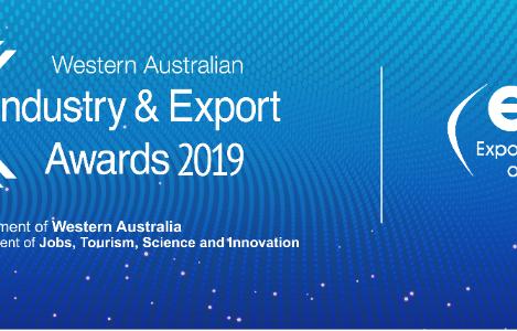 WA Industry & Export Awards 2019