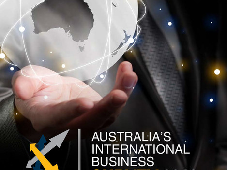 News] Australia's International Business Survey (AIBS) 2019