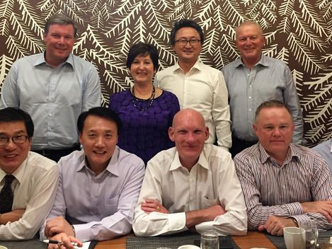 AKBCWA Members attend successful KABC - AKBC Joint Meeting